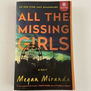 All the Missing Girls Soft. Cover Book